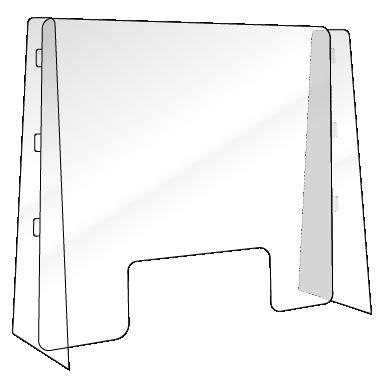 トライタン 受付・デスク型