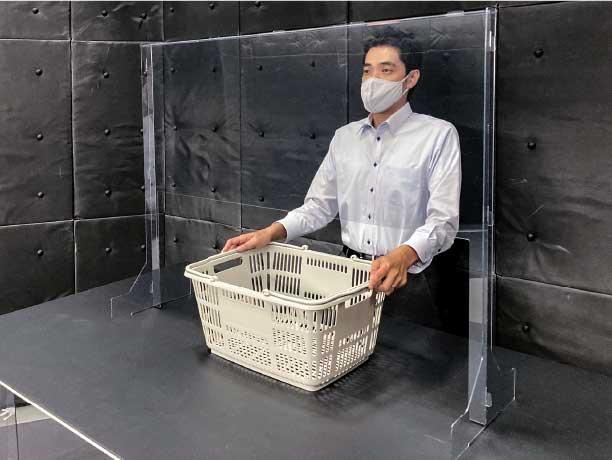 透明PET 取り出し口の大きなタイプ